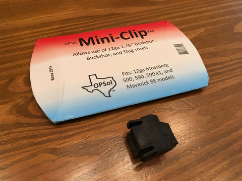 OPSol Mini-Clip for Aguila Minishells