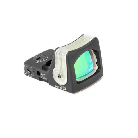 Trijicon RMR Dual Illuminated Sight with 12.9 MOA Amber Triangle