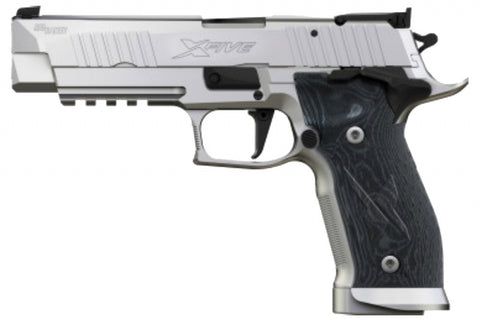 SIG P226R X-Five Supermatch SAO