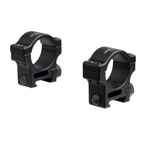 Trijicon AccuPoint 30mm Standard Aluminum Rings