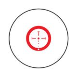 Ballistic CQ Reticle