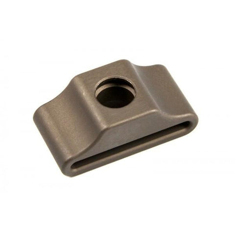 Blue Force Gear Burnsed Socket - Machined Aluminum/Coyote Brown