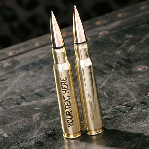 Lucky Shot .50 Caliber Retractable Pen