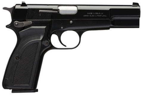 Browning Hi-Power Mark III Pistol with Fixed Sights