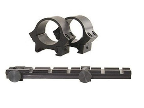 B-Square Scope Base and Rings for H&K 300, 630, 770, 940, SL6, SL7