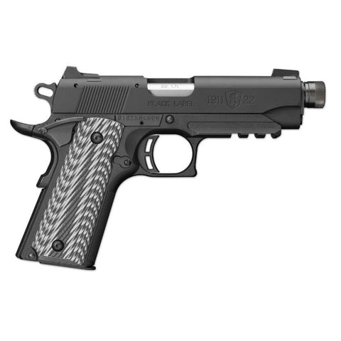 BRO 1911-22 Black Label 22lr