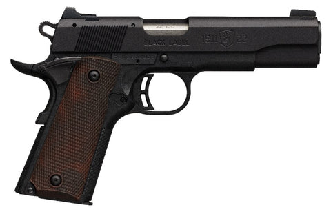 Browning 1911-22 Black Label Special Full Size Pistol