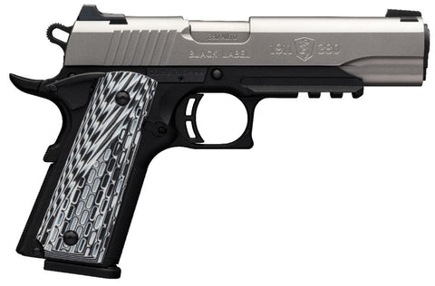 Browning 1911-380 Black Label Pro Stainless