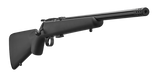 CZ 455 Varmint Synthetic Black Rifle