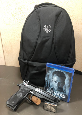 Exclusive Die Hard Christmas Package