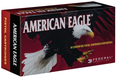 Federal American Eagle .357 Mag Jacketed SP Ammunition