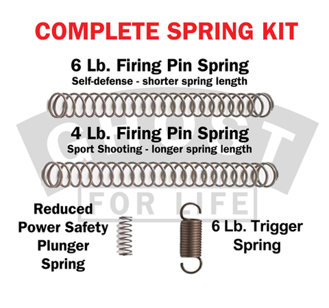 Ghost Complete Spring Kit