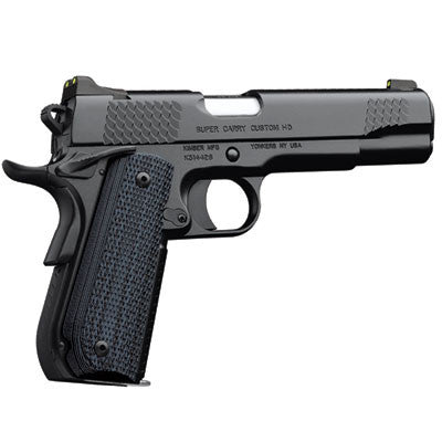 Kimber Super Carry Custom HD 45 ACP