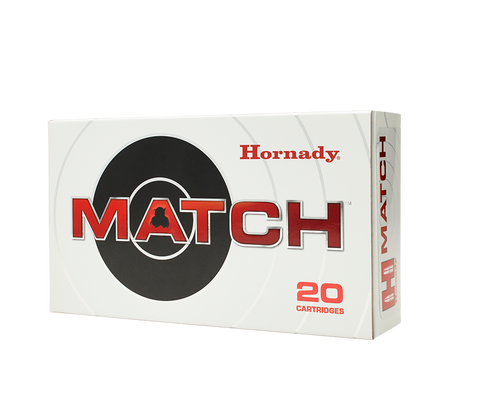 Hornady ELD Match .308 Win Ammunition