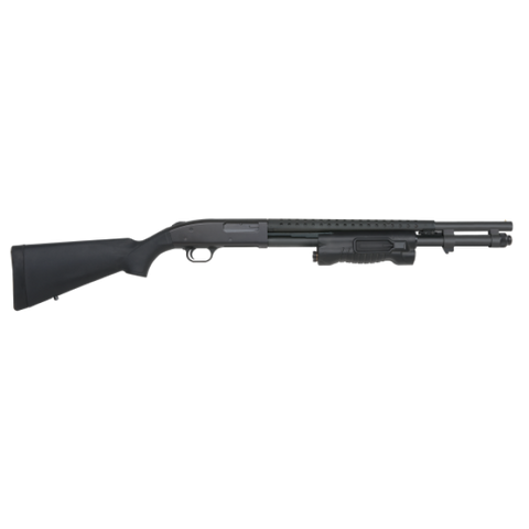 Mossberg 590 Tactical Light Forend Shotgun