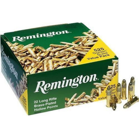 Remington 22 LR Golden Bullet Ammunition