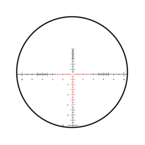 Burris XTR II™ Riflescope 5-25x50mm