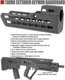 Midwest Industries Tavor Extended Handguard