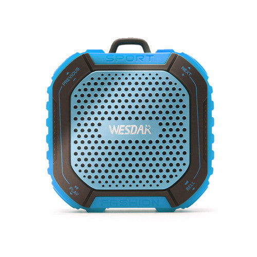 K11 Waterproof Shockproof Bluetooth Speaker by Wesdar