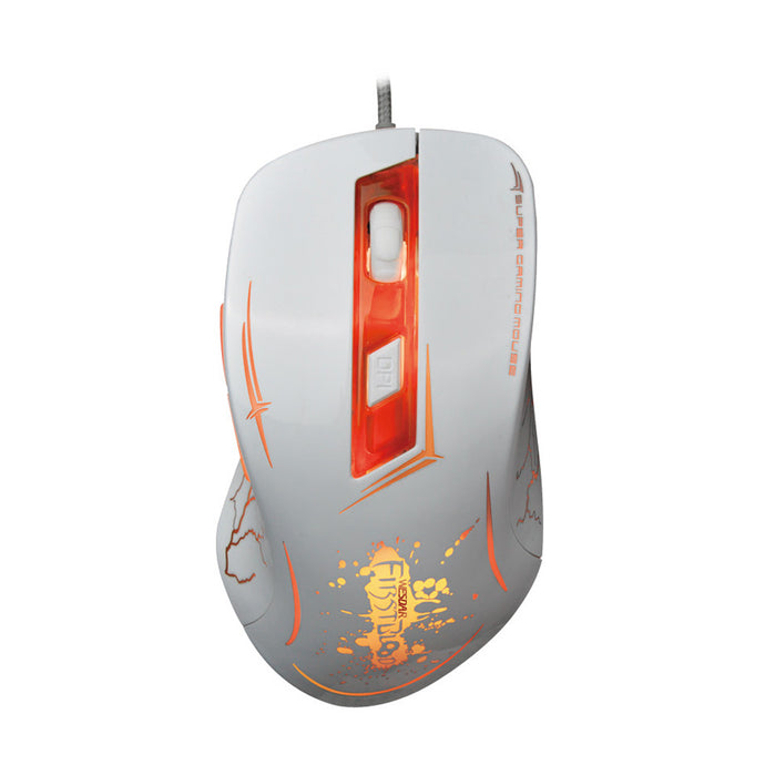 X4 Professional Gaming Optical Mouse by Wesdar