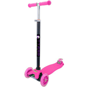 Kids Plastic 3 Wheel Scooter 3 -12 Years