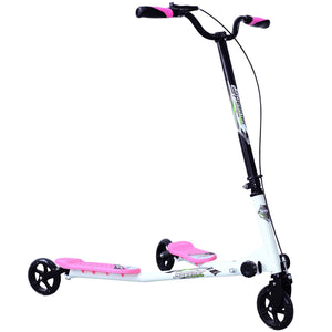 Yvolution Scooter Fliker Scooter Speeder Scooter Green scooter Black Scooter Pink Scooter Rideon Ride on Ride-on Toy