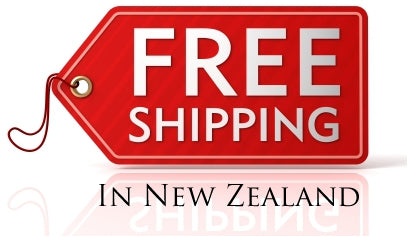 free shipping in New Zealand
