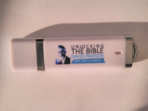 David Pawson USB sticks