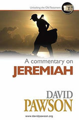 David Pawson - Jeremiah book + DVD