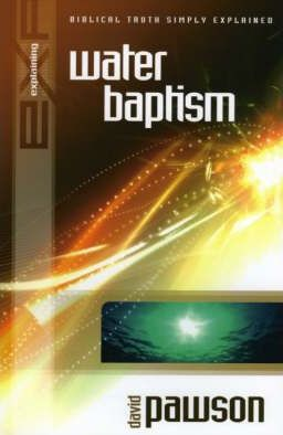 Sermon Topic - Baptism