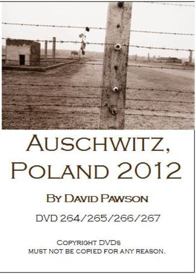David Pawson Sermon - Auschwitz, Poland 2012 - Inspirational Media