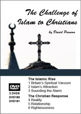 David Pawson-The Challenge of Islam to Christians (2 DVDs)