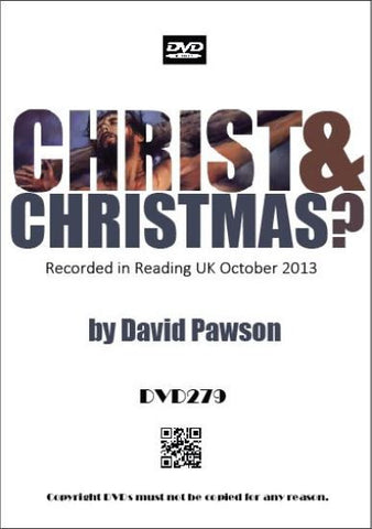 David Pawson Sermon - Christ & Christmas?