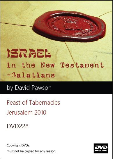 David Pawson -- Israel in the NT - Galatians - Inspirational Media