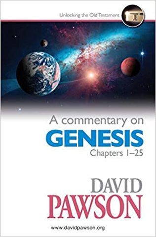 David Pawson - A Commentary on Genesis Chapter 1-25