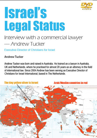 Israel's Legal Status -- Interview with a Commercial Lawyer