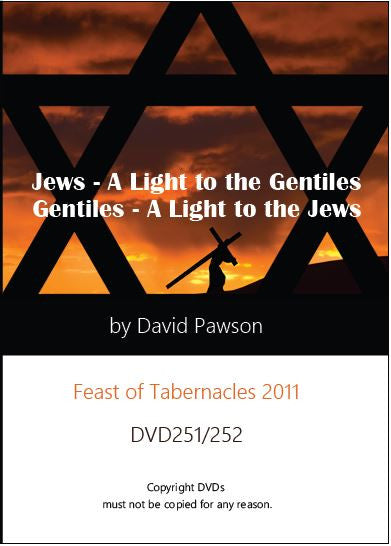David Pawson -- A Light to the Jews and Gentiles - Inspirational Media