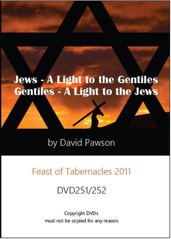 David Pawson -- A Light to the Jews and Gentiles