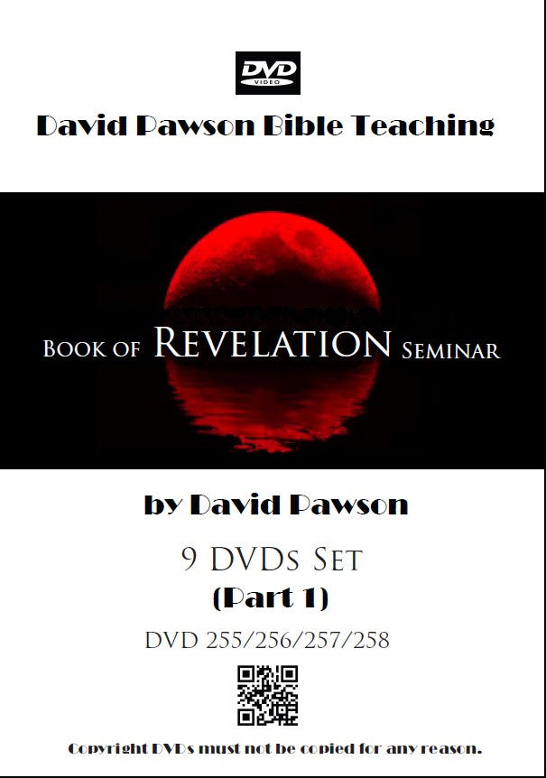 David Pawson Sermon--Book of Revelation Seminar (9 DVDs) - Inspirational Media