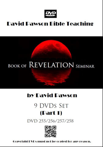 David Pawson Sermon--Book of Revelation Seminar (9 DVDs)