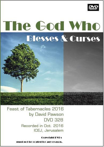 David Pawson Sermon - The God who Blesses & Curses