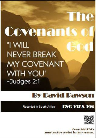 David Pawson - The Covenants of God (2DVDs) - Inspirational Media
