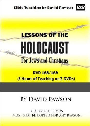 David Pawson-Lessons of the Holocaust for Jews and Christians - Inspirational Media