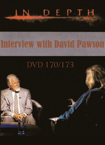 David Pawson Sermon - In Depth (2 DVDs) - Inspirational Media