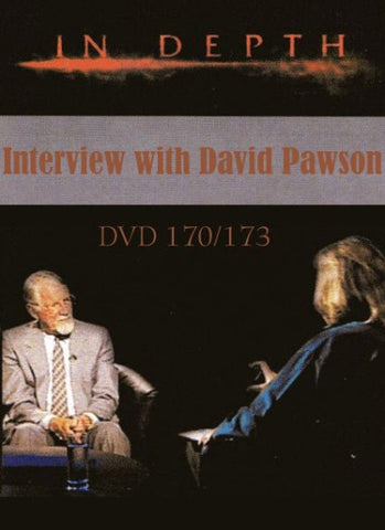 David Pawson Sermon - In Depth (2 DVDs)