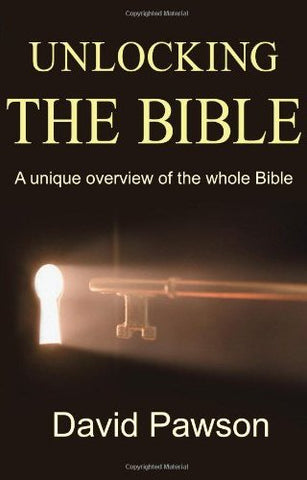 David Pawson - Unlocking the Bible