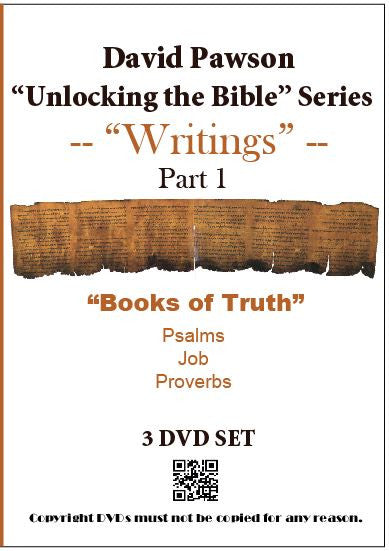 "David Pawson ""Unlocking the Bible""-Writings Pt1 - Inspirational Media"