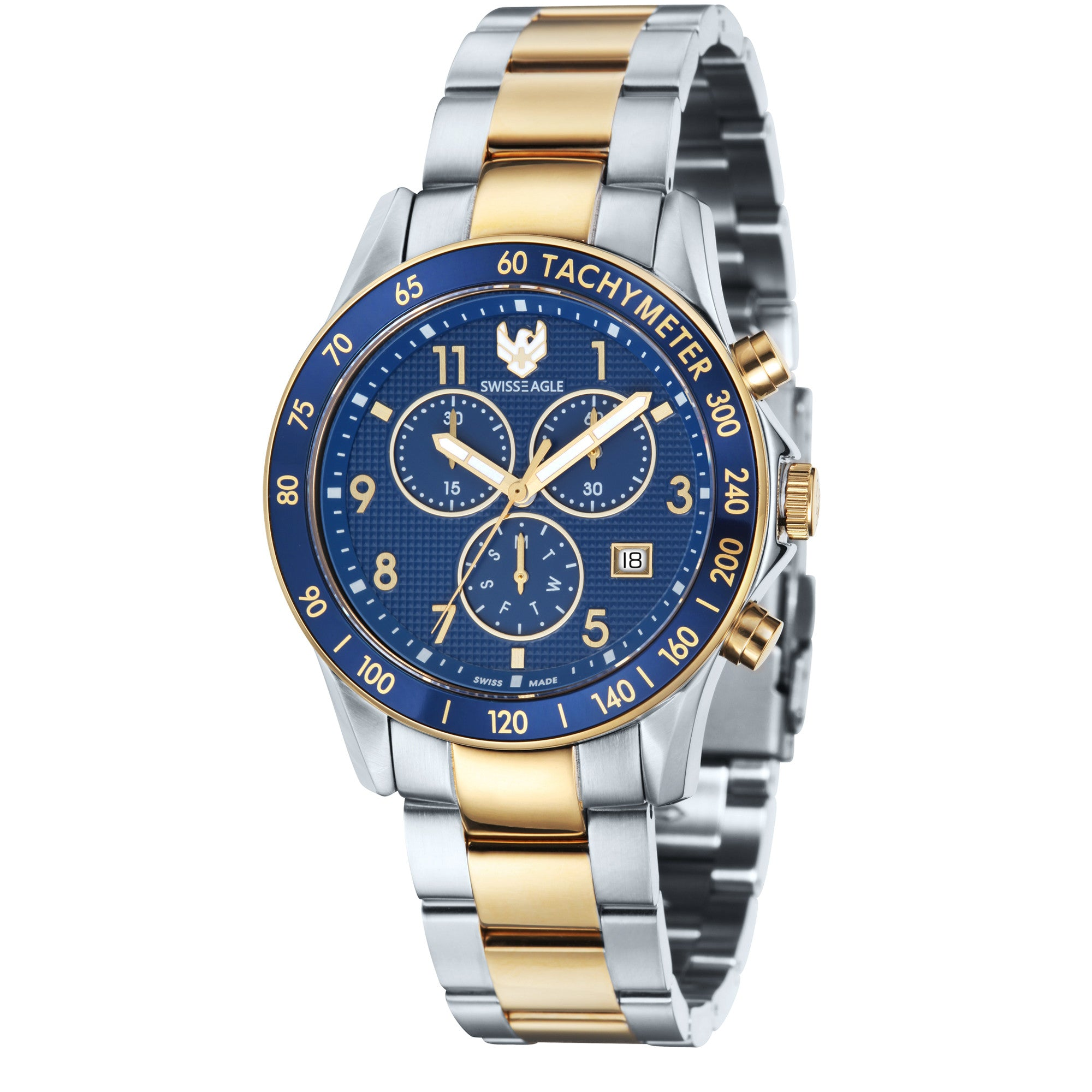 watches to inspire swiss front provoke gold new bold bomberg eagle blue disrupt