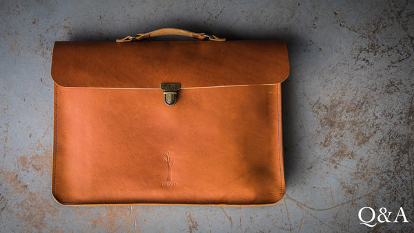Wall Street Briefcase