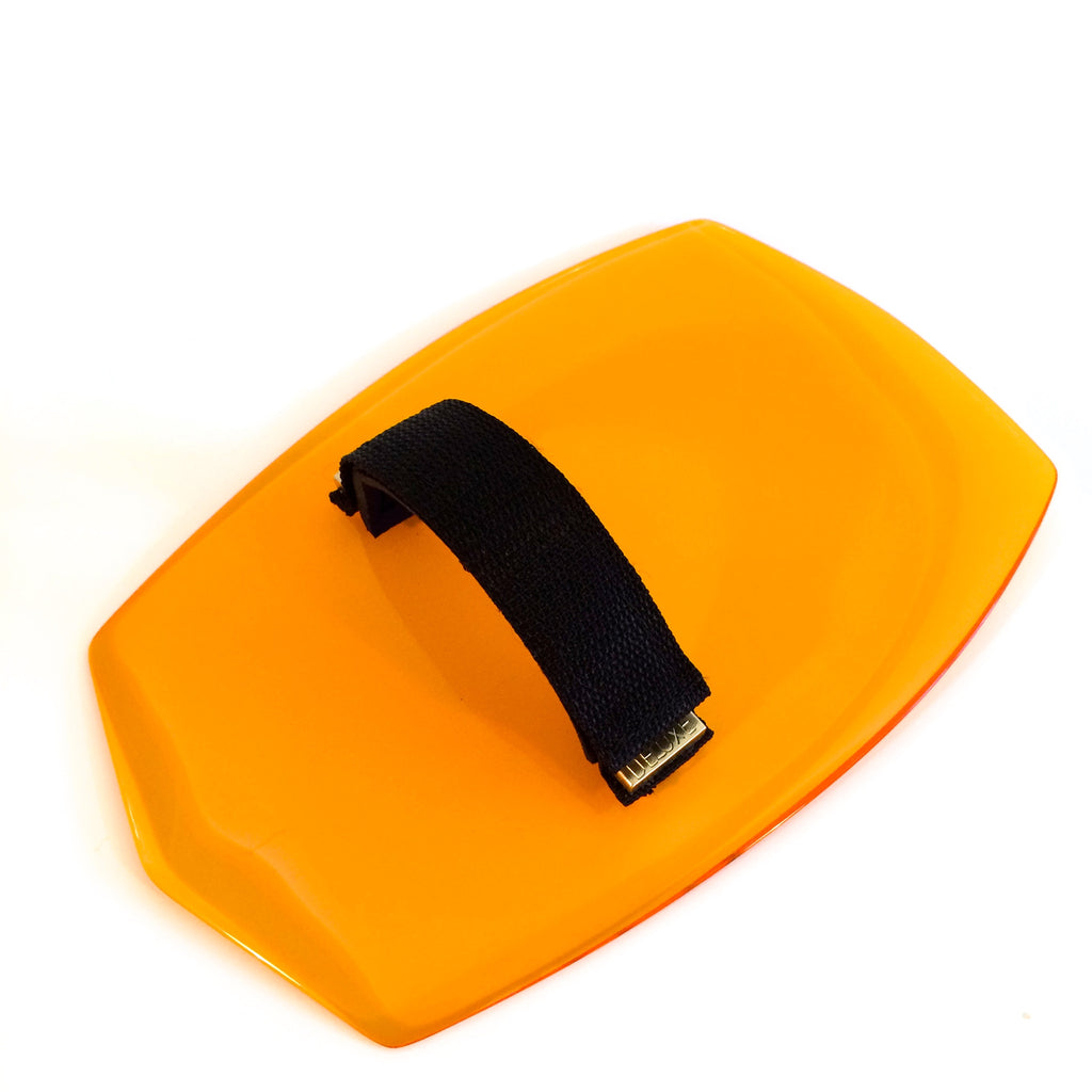 Boxfish Handplane, Madarin orange